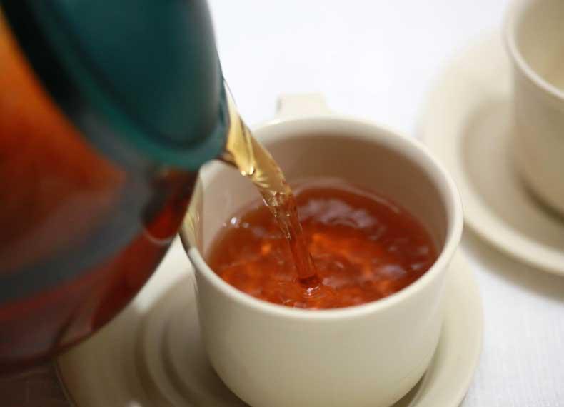 چای ضد گلودرد