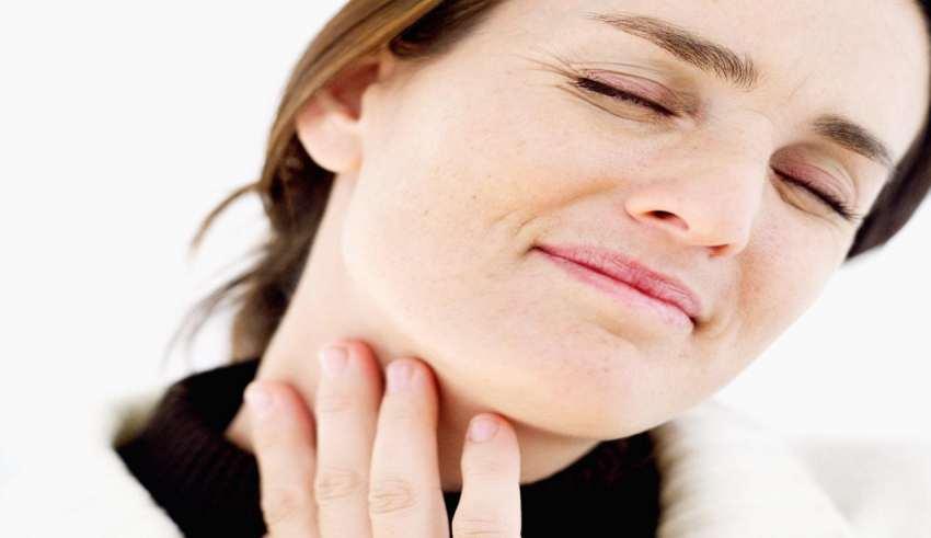 درمان گلودرد