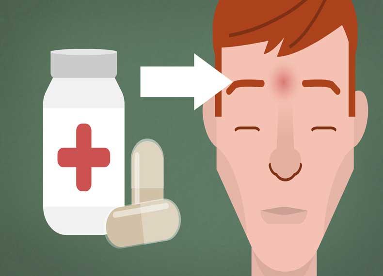 درد سینوزیت