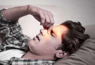 درمان قطعی سینوزیت