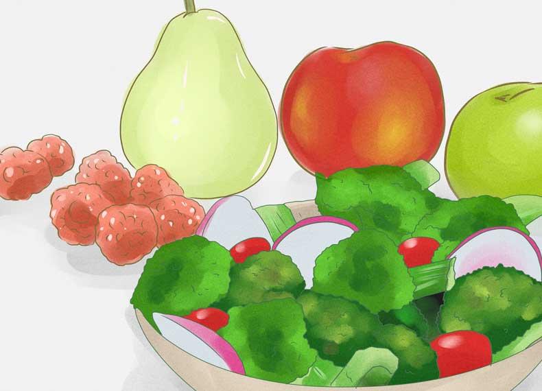 درمان گیاهی نفخ
