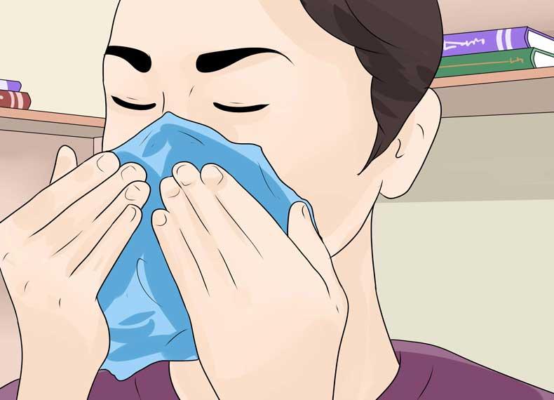 پیشگیری از سینوزیت