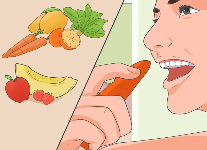میوه برای هضم سریع غذا