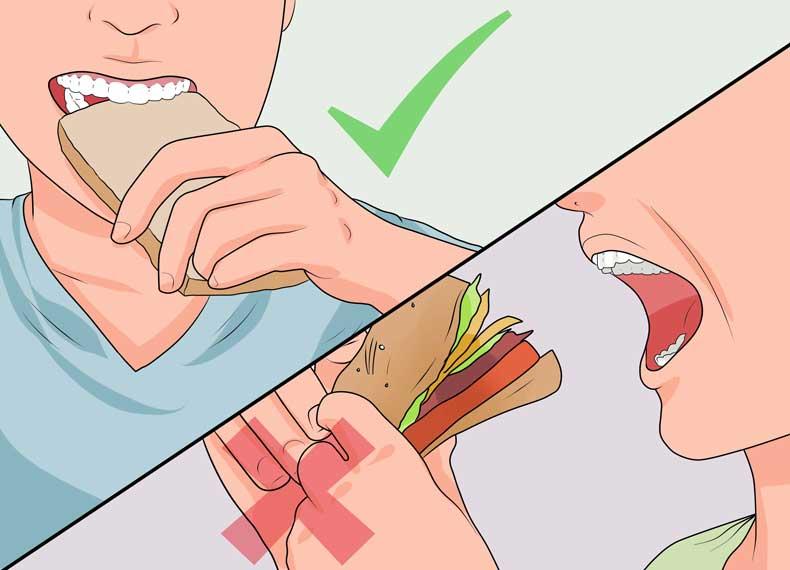 علت بی حالی بعد از غذا خوردن