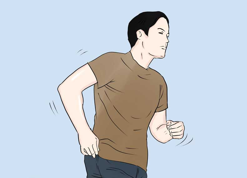 ورزش ضد نفخ