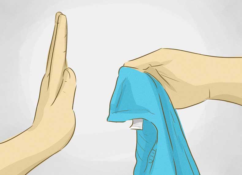 جلوگیری از انتقال سرماخوردگی