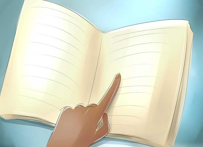 درس خواندن شب امتحان