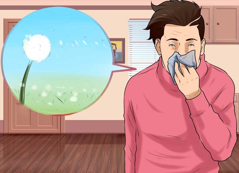 سینوزیت آلرژی