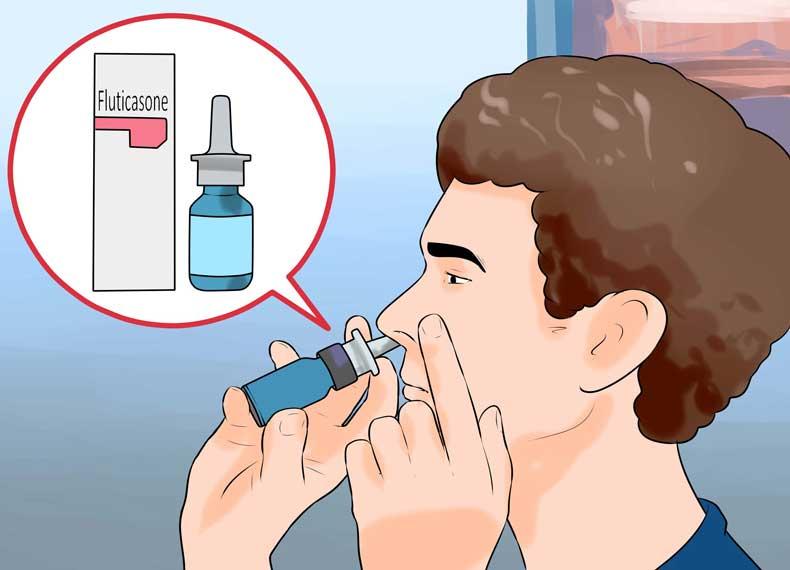 اسپری بینی ضد سینوزیت