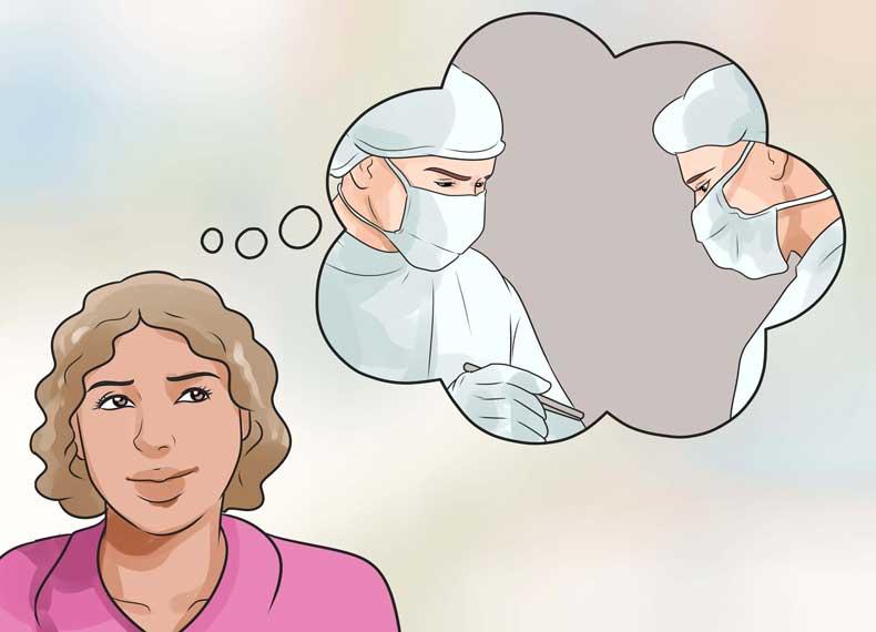درمان قطعی کیپ شدن بینی