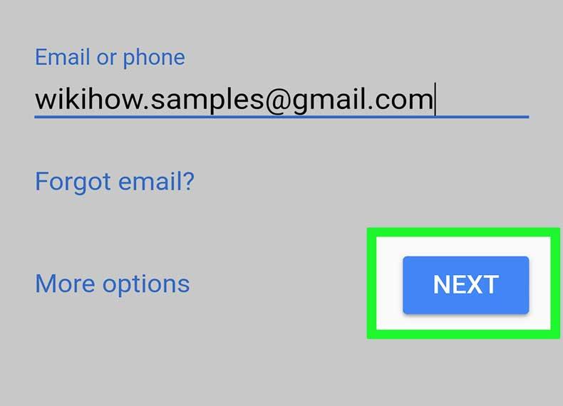 ریکاوری رمز جیمیل گوگل