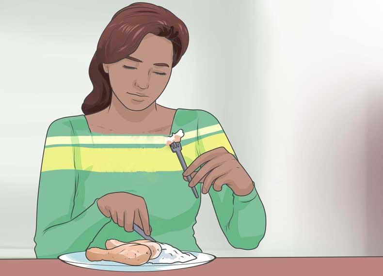 غذای مناسب هنگام تهوع