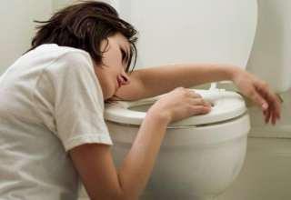 درمان مسمومیت غذایی