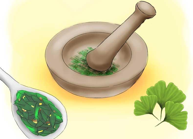 درمان گیاهی مسمومیت