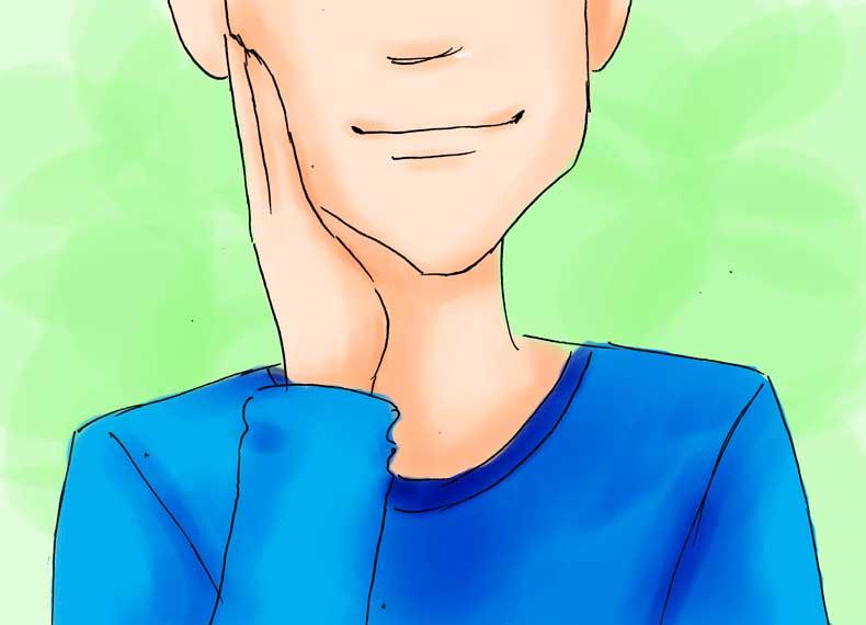 کلفت شدن ریش با تیغ