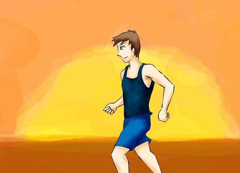 ورزش و ریش در آوردن