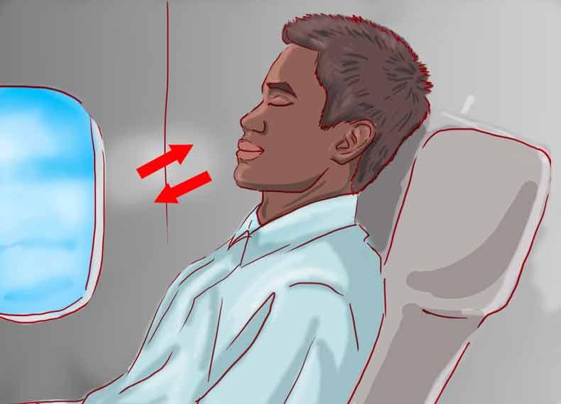 از پرواز زدگی جلوگیری کنید
