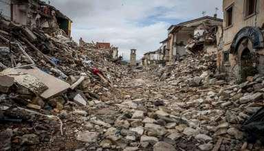 اقدامات در هنگام زلزله