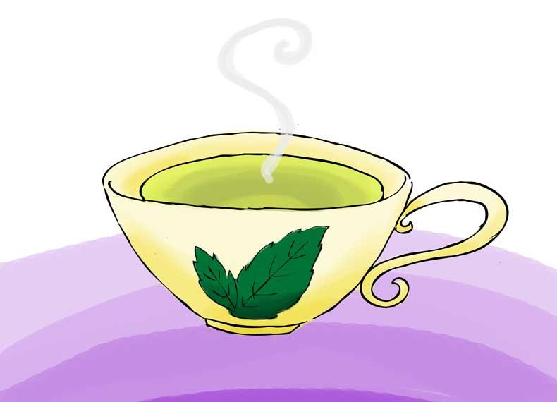چای برای ویروس معده