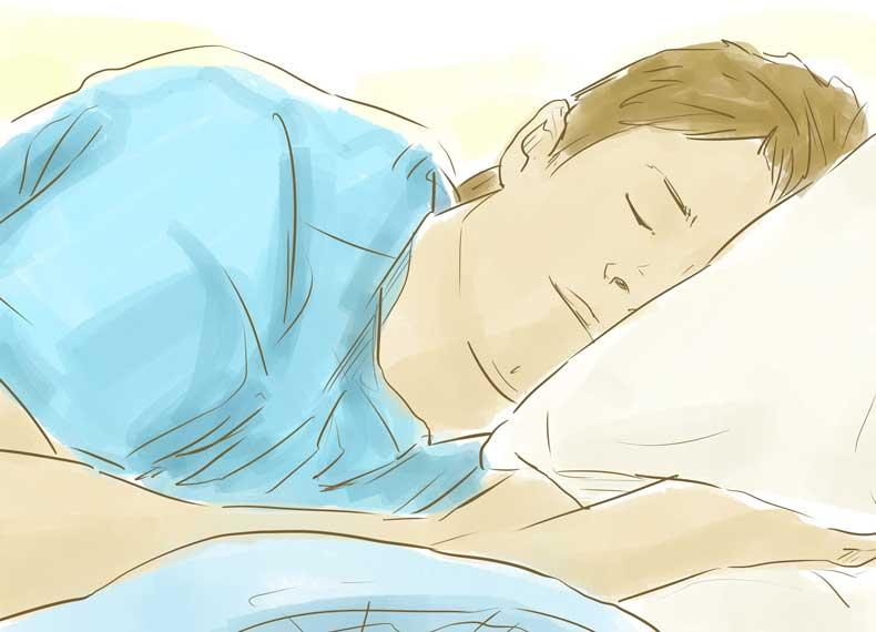 استراحت برای درمان گاستریت مفید است