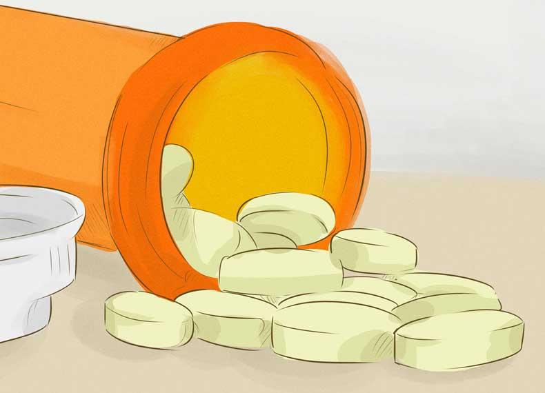 قرص درمان گاستریت