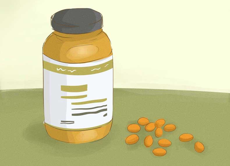 قرص گیاهی التهاب معده