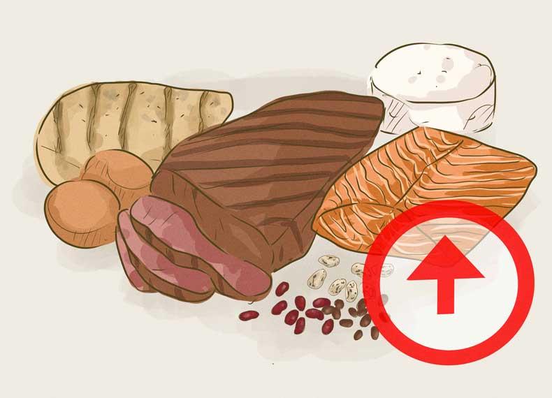 مواد غذای مفید برای التهاب معده