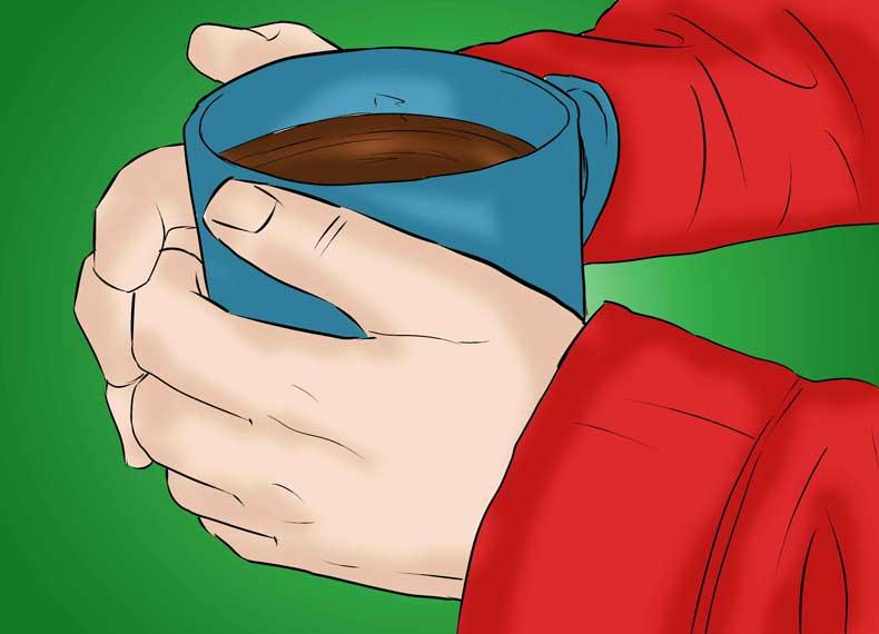 درمان خانگی آنفولانزای معده