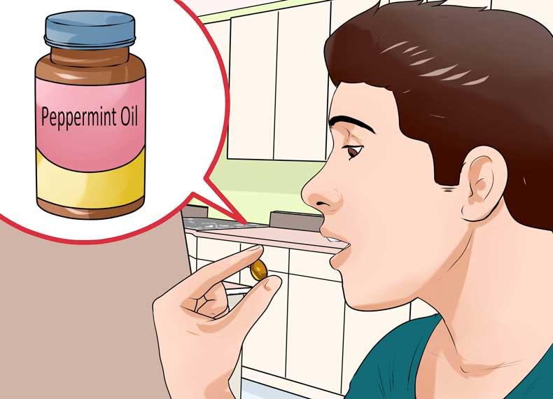درمان گیاهی سندروم روده تحریک پذیر