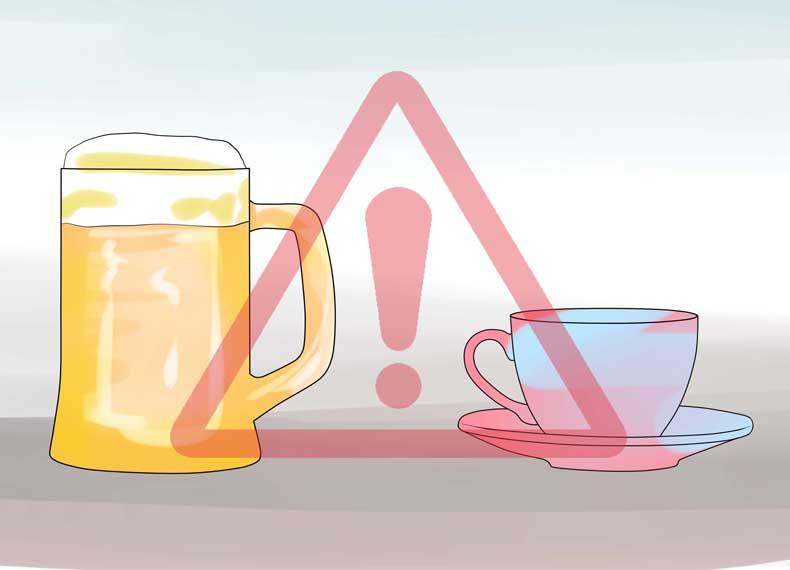 چای مضر برای روده تحریک پذیر