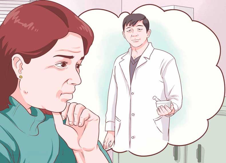 طب سوزنی در درمان کولیت