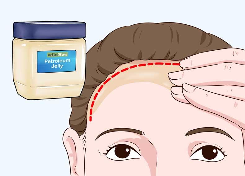 روش رنگ کردن مو با حنا