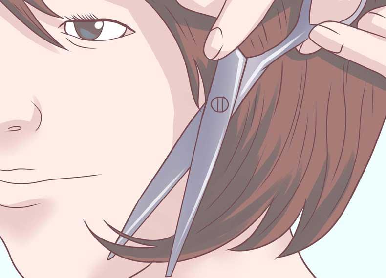 کندن موی سفید