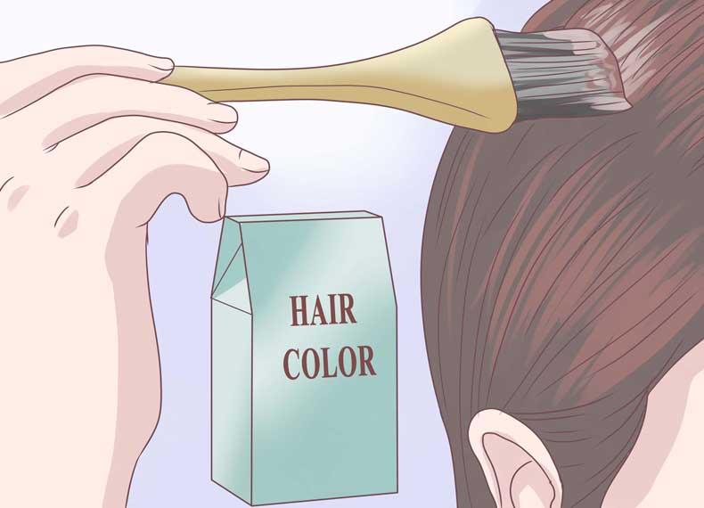 درمان سفیدی زودرس مو