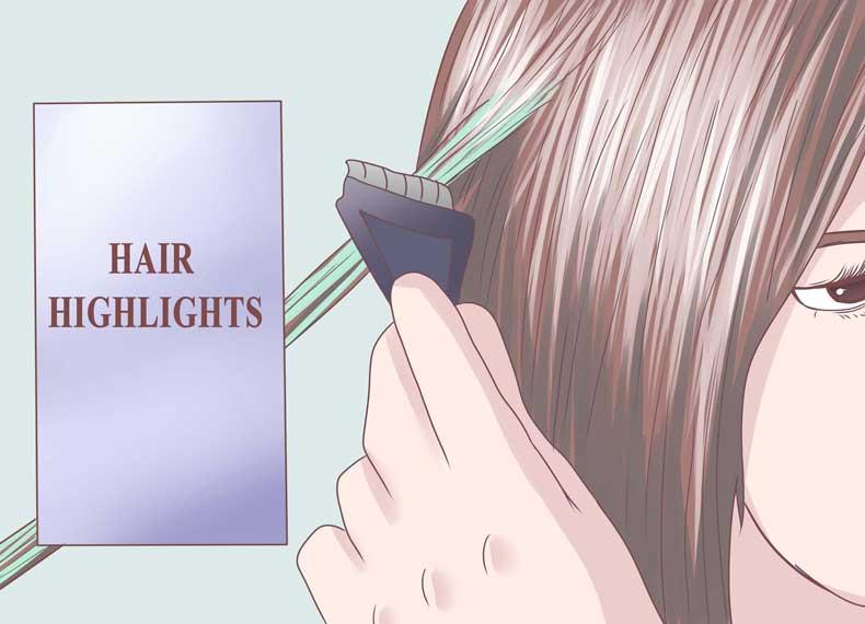 درمان موقتی سفیدی موها