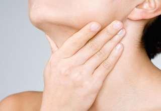 درمان فوری گلودرد