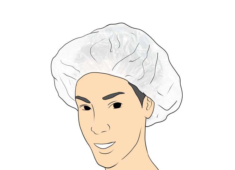 طرز تهیه ماسک مو