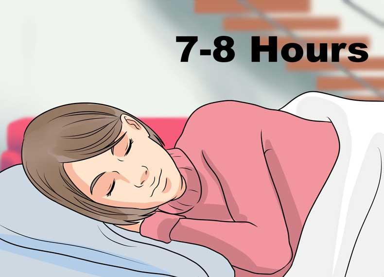 خواب کافی در درمان یبوست