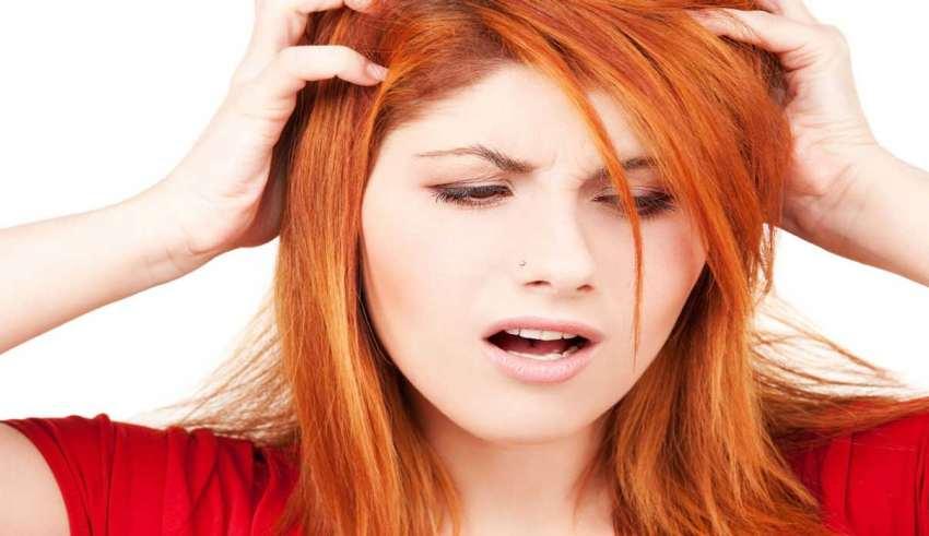 درمان خشکی مو و پوست سر
