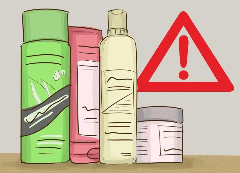 محصولات مخصوص موی خشک