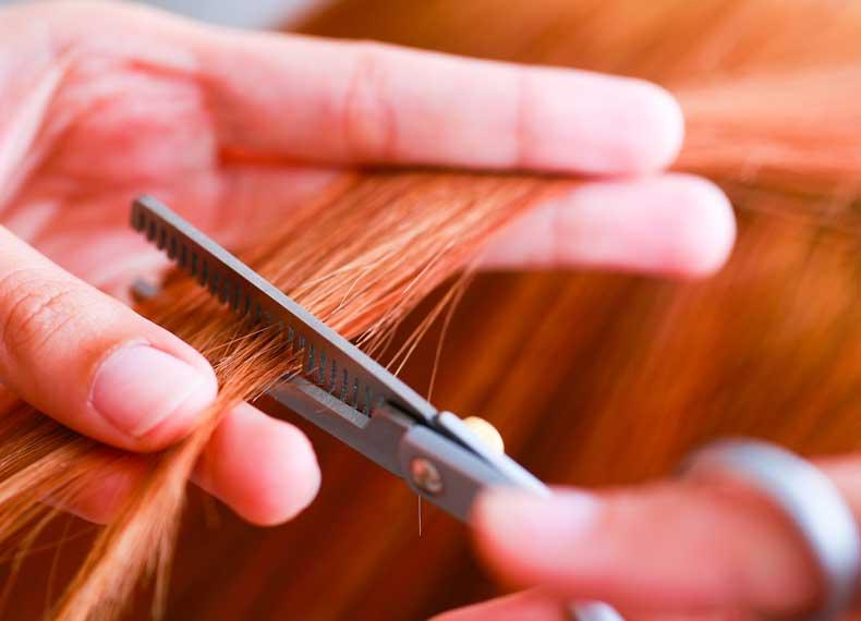 درمان قطعی موی چرب