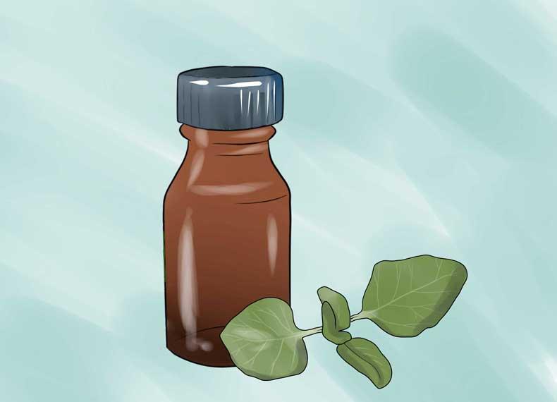 درمان قارچ ناخن با طب سنتی