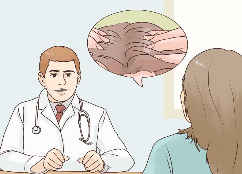 درمان دارویی خارش سر
