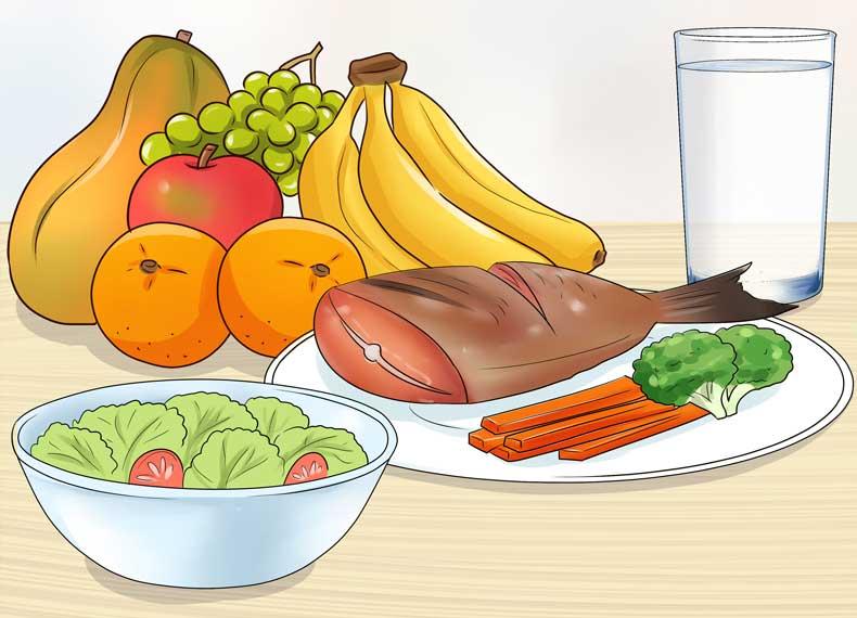 موادغذایی برای رشد ناخن