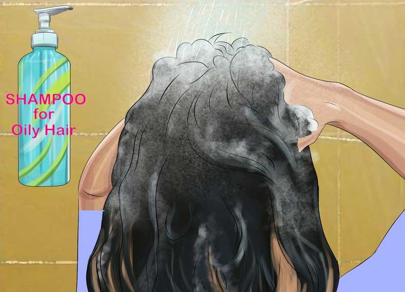 نرم کننده موی چرب