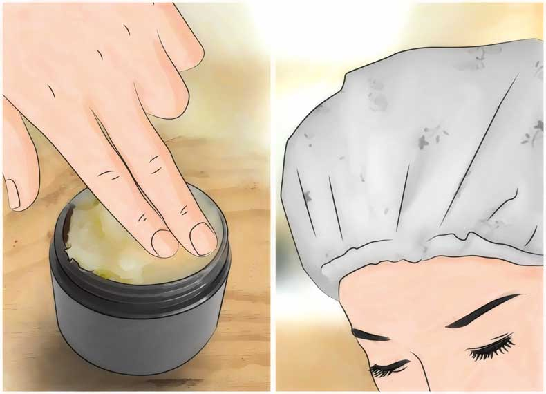 درمان خانگی و موثر شپش سر