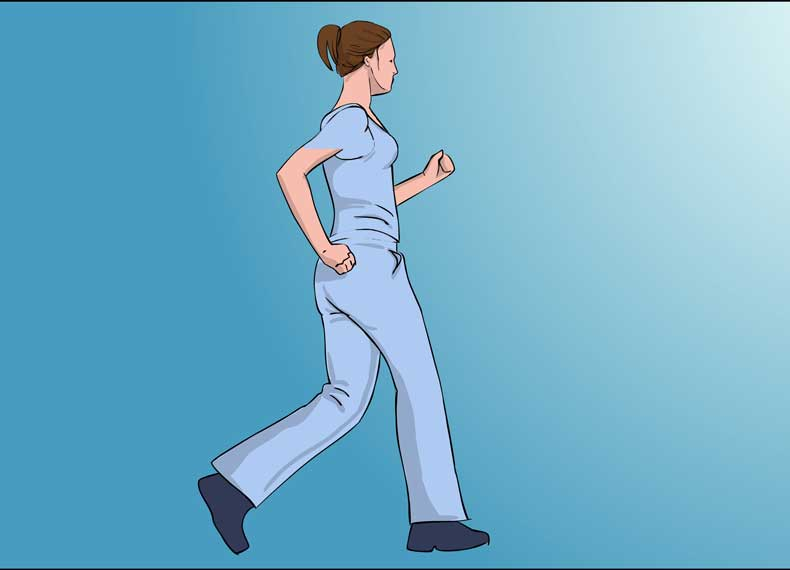 درمان سنگ کلیه با ورزش