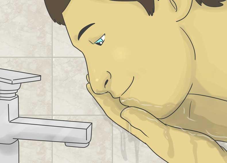جلوگیری از موی زیر پوست