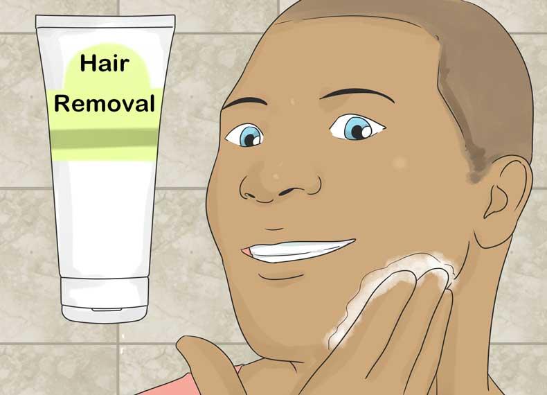 کرم موبر و موی زیر پوستی
