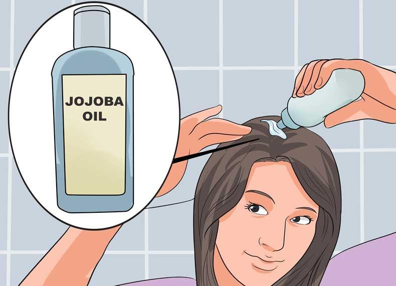 درمان ریزش مو در خانه